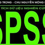PHÂN TÍCH DỮ LIỆU NGHIÊN CỨU 1: VỚI SPSS STATISTICS (khai giảng thường xuyên mõi tháng một lần)
